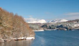 Lake of Legutiano Stock Images