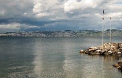 Lake Leman Stock Photography