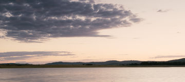 Lake Leslie in Queensland. Lake Leslie near Warwick, Queensland in the late afternoon Royalty Free Stock Photos