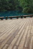 Lake, Li Bo. It's a nice lake in LiBo, Guizhou province, china Royalty Free Stock Images