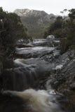 Lake Lilla in Cradle Mountain, Tasmania Royalty Free Stock Photos