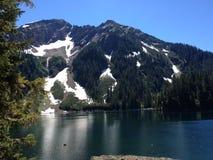 lake lodowaty Zdjęcia Stock