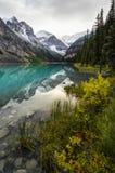 Lake Louise Imagenes de archivo