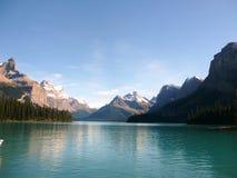 Lake Louise Royaltyfri Foto