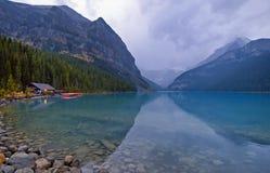 Lake Louise 图库摄影