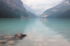 Lake Louise Fotografia de Stock