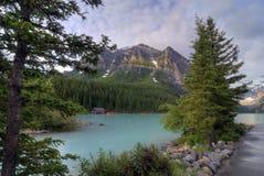 Lake Louise Royalty Free Stock Photography
