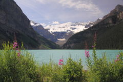 Lake Louise Photos stock