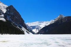 Lake Louise Royaltyfria Foton
