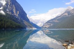 Lake Louise. Stock Images