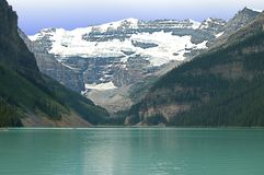 Lake Louise Stock Photo