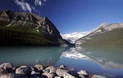 Lake Louise 免版税图库摄影