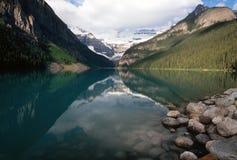 Lake Louise Foto de Stock Royalty Free