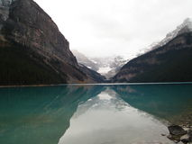 Lake Louise Royaltyfria Foton