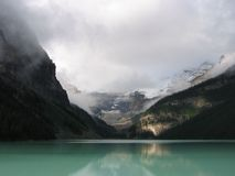 Lake Louise Lizenzfreies Stockfoto