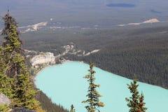 Lake Louise Foto de Stock