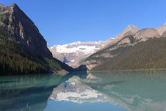 Lake Louise photos libres de droits