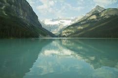Lake Louise Fotografia de Stock Royalty Free
