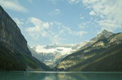 Lake Louise Imagem de Stock Royalty Free