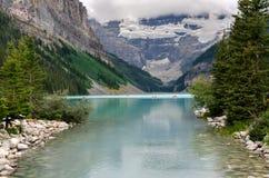 Lake Louise Lizenzfreie Stockfotografie