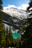 Lake Louise Lizenzfreies Stockbild
