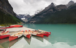 Lake Louise Stock Images