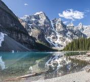 Lake Louise image stock