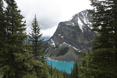 Lake Louise Foto de Stock