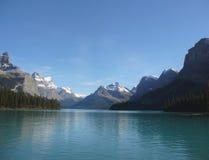 Lake Louise fotografia stock