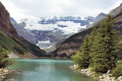 Lake Louise fotos de archivo libres de regalías