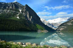 Lake Louise Alberta Stock Images