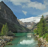 Lake Louise, Alberta, Canada Stock Photography
