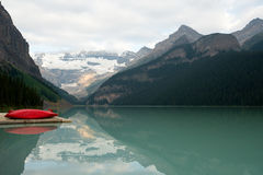 Lake Louise, Alberta, Canada Royalty Free Stock Photos