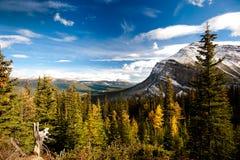 Lake Louise - Alberta, Kanada Arkivbild