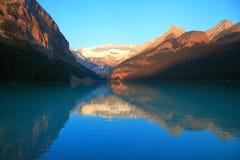 Lake Louise - Alberta - Kanada Royaltyfri Fotografi