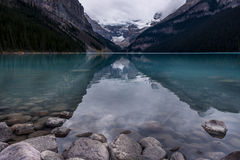 Lake Louise, Alberta stock photography