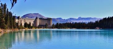 Lake Louise , Banff , Alberta Stock Photography