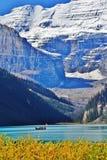 Lake Louise , Banff , Alberta Royalty Free Stock Photos