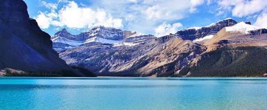 Lake Louise , Banff , Alberta Royalty Free Stock Images