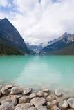 Lake Louise Banff, Alberta, Kanada Royaltyfria Foton