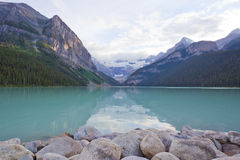 Lake Louise, Banff, Alberta, Canada royalty free stock image