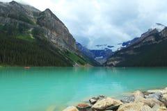 Lake Louise Royalty Free Stock Image