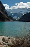 Lake Louise, Banff National Park, Alberta, Canada. Royalty Free Stock Photos