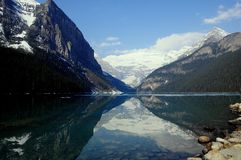 Lake Louise. Canada. Royalty Free Stock Photo