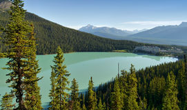 Lake Louise, Canada Stock Images