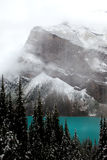 Lake Louise - Mountain Royalty Free Stock Images
