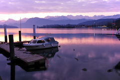 Lake Lucerne�Switzerland Royalty Free Stock Photos
