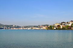 Lake Lucerne Royalty Free Stock Photo