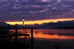 Lake Lucerne Stock Photos