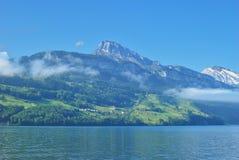 Lake Lucerne,Lucerne Canton,Switzerland Stock Image
